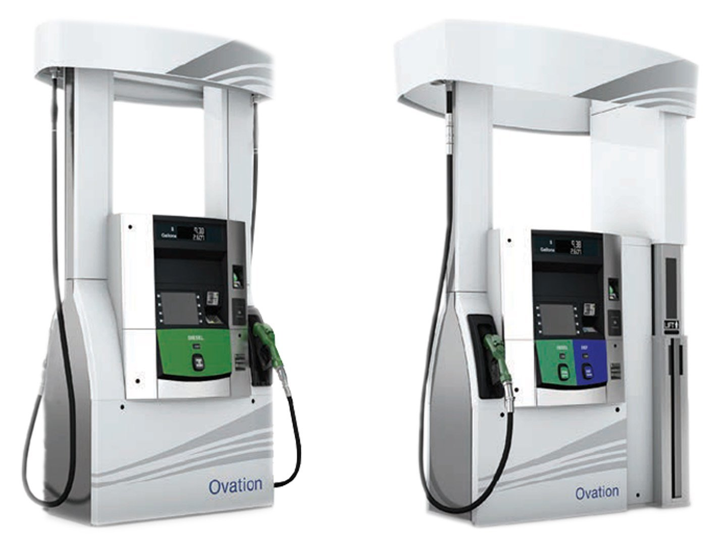 Commercial Fuel Dispensers Spatco