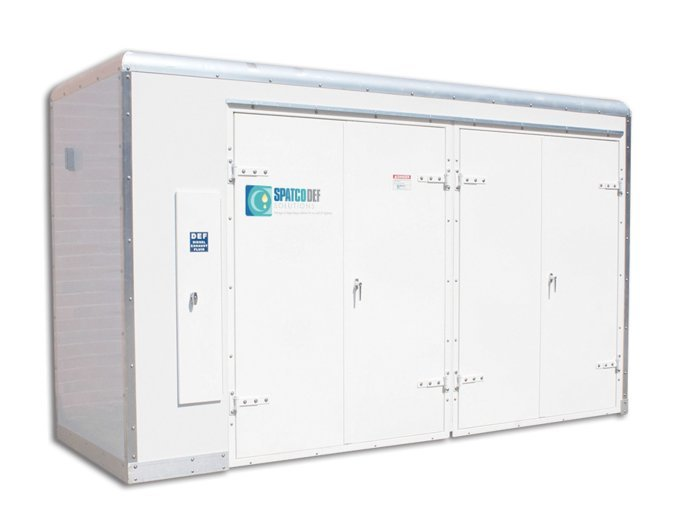 FLEET TOTE DEF COMMERCIAL ENCLOSURE SYSTEMS