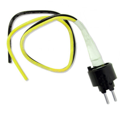 Red Jacket 113-105-5 Male (2-wire) Connector | SPATCO