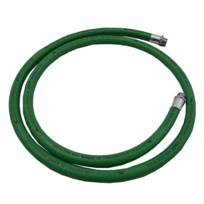 Green Steelflex Ultra Hardwall Curb Pump Hose 9\'   SPATCO
