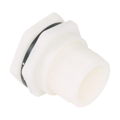 Four Inch Poly Tank Fitting/Adapter MPT x FPT