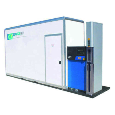 Premium Retail Island Ready Mini-Bulk Systems