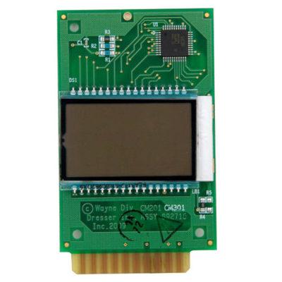 Wayne WU003355-0001 Cash-Only PPU LCD Module   SPATCO
