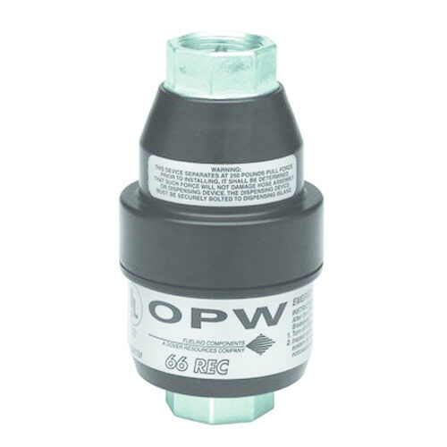 OPW 3/4 inch Dry Re-connectable Breakaway