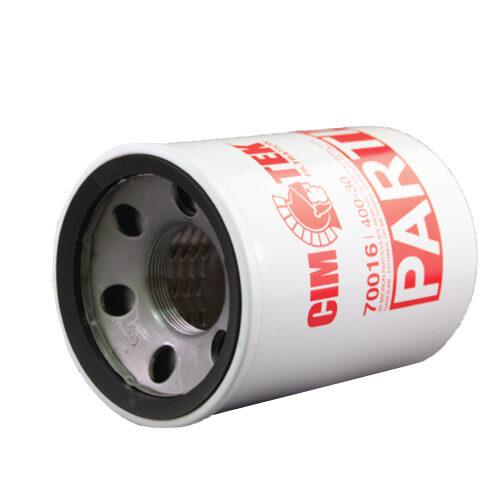 ... Cim-Tek 70016 Model 400-30, 1 inch flow 30 Micron Spin-