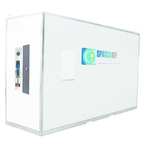 Premium Fleet Island Ready Mini-Bulk Systems