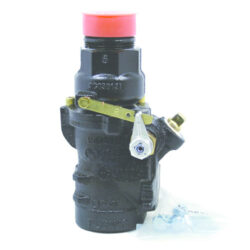 OPW 10BHMP-5830 1-1/2 inch Double Poppet Emergency Shut-Off Valve with Male Top