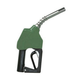 OPW 11AP-0100 Green Unleaded Nozzle Without Hold Open Clip 3/4 Inch Inlet