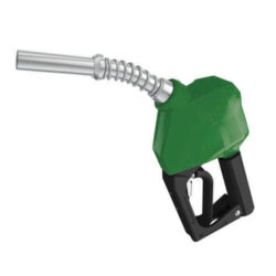 OPW 11B-0100 Leaded Prepay Nozzle - Green