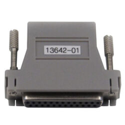 Verifone 13642-01 DB25 Null Modem Serial Adapter