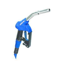 DEF Blue Magnetic Nozzle designed for Wayne, Gasboy (Model 9862XXZWW), and Bennett
