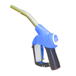 DEF Blue Magnetic Nozzle designed for Gilbarco and Gasboy Model 9862KXZ