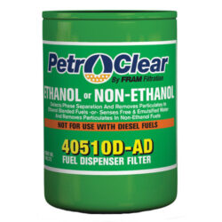 Petro Clear 40510D-AD 10-Micron Phase Separation & Water Sensing Filter, 1-Inch Flow