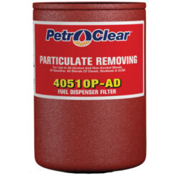 Petro Clear 40510P-AD 10-Micron Particulate Removing Filter, 1-Inch Flow