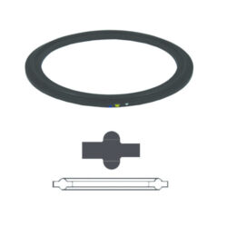 One Inch EPDM Clamp Gasket
