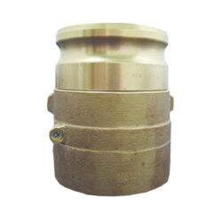 OPW Stage 1 Vapor Recovery Swivel Adaptor - Bronze