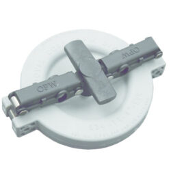 OPW 634TT-7085-EVR Grey Top Seal Fill Cap