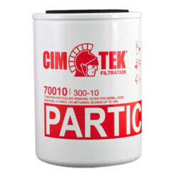 Cim-Tek 70010 Model 300-10 3/4-Inch, 10-Micron Spin-on Particulate Filter