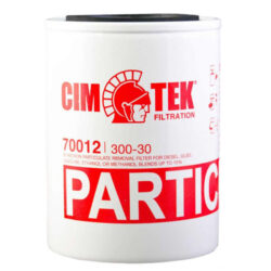 Cim-Tek 70012 Model 300-30, 3/4 inch flow 30 Micron Spin-on Particulate Removal Filter
