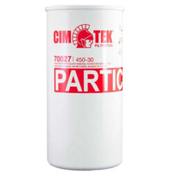 Cim-Tek 70027 Model 450-30, 1 inch flow 30 Micron Particulate Removal Extended Life Filter