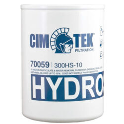 Cim-Tek 70059 Model 300HS-10, 3/4 inch flow 10 Micron Hydrosorb / Particulate Removal Filter