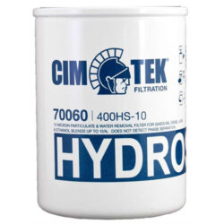 Cim-Tek 70060 Model 400HS-10, 1 inch flow 10 Micron Hydrosorb / Particulate Removal Filter