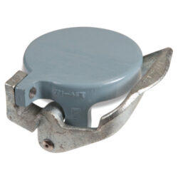 Universal 731-4 Four-Inch Flat Top Cap Top Seal