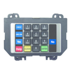 Wayne Secure Payment Module Keypad Assembly with Mobile Injection