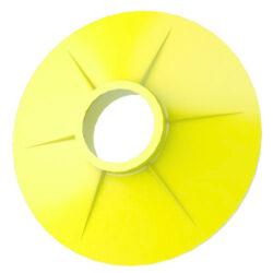 OPW Splash Guard for 11A and 11B - Yellow