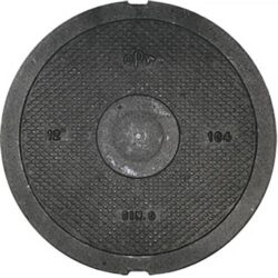 OPW D00173M 12-inch Replacement Lid for 104 Series Manholes