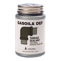 Gasoila Chemicals DE04 One Quarter Pint Gasoila DEF Thread Sealant with Brush