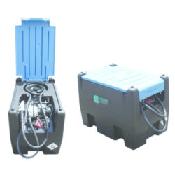 DEF 58 Gallon Carrytank with 12 Volt Battery Pump