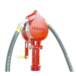 Fill-Rite Model FR112 Rotary Hand Pump Complete