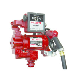 Fill-Rite Model FR311VN 115/230V High Flow AC Pump with Meter