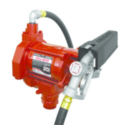 Fill-Rite Model FR700V 115 Volt AC Pump with Manual Nozzle
