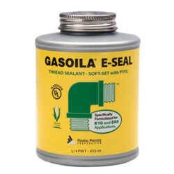 Gasoila Chemicals GE04 4-Ounce Gasoila E-Seal Thread Sealant with Brush