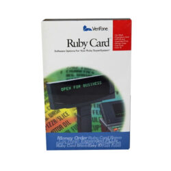 Verifone P040-07-508 HPV-20 Workstation Ruby Card