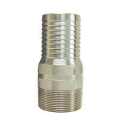 "316 Stainless Steel Hose Barb Adaptor, 3/4"" NPT"