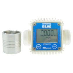 SPATCO DEF Turbine Meter with One Inch MBSP