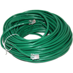 Verifone 22278-50 Green 50-Foot/15.24-Meter Sapphire Ethernet Cable