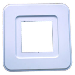Cree 26 inch (square) Direct Mount Beauty Plate with Backer Plate Kit